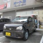 新車 新型アルト 納車!!